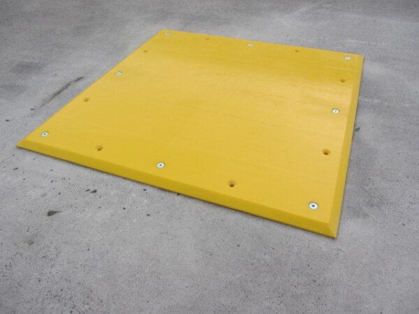 A084 Trailer Plate