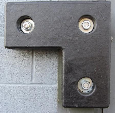 A014 Dock Bumper