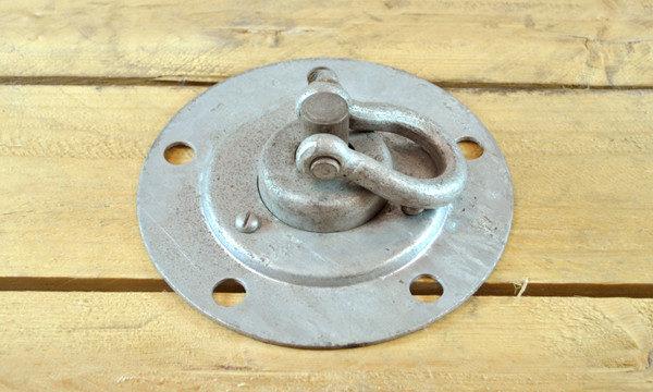 A158 Wheel Chock Accessory